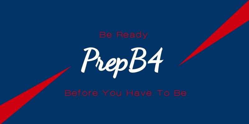 PrepB4 Blog Header