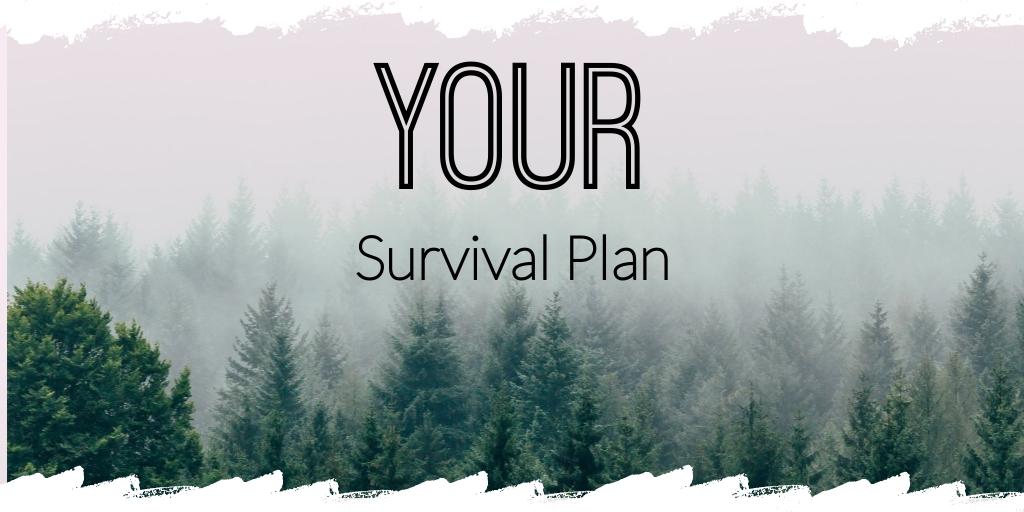 Your Survival Plan