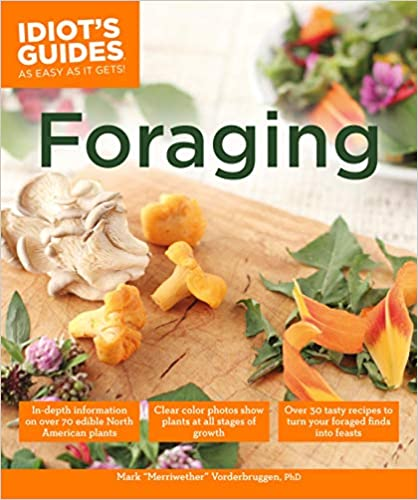 Book Cover on Foraging